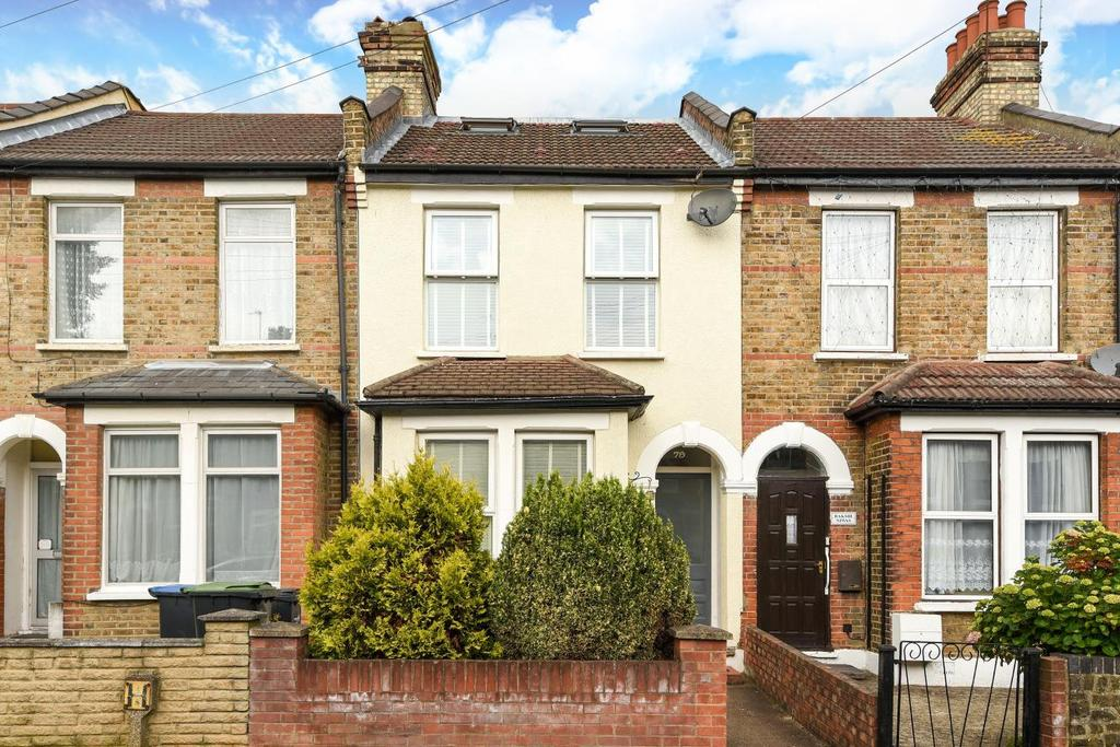 3 Bedrooms Terraced House for sale in Stanley Road, Bounds Green, N11