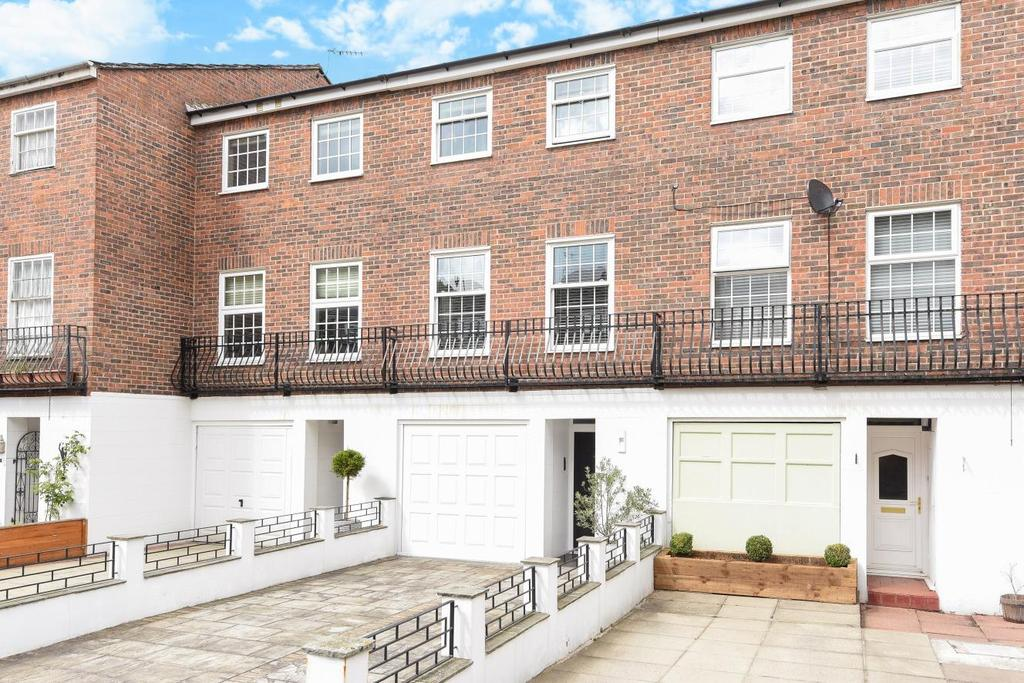 4 Bedrooms Terraced House for sale in Chepstow Close, Lytton Grove, Putney, SW15