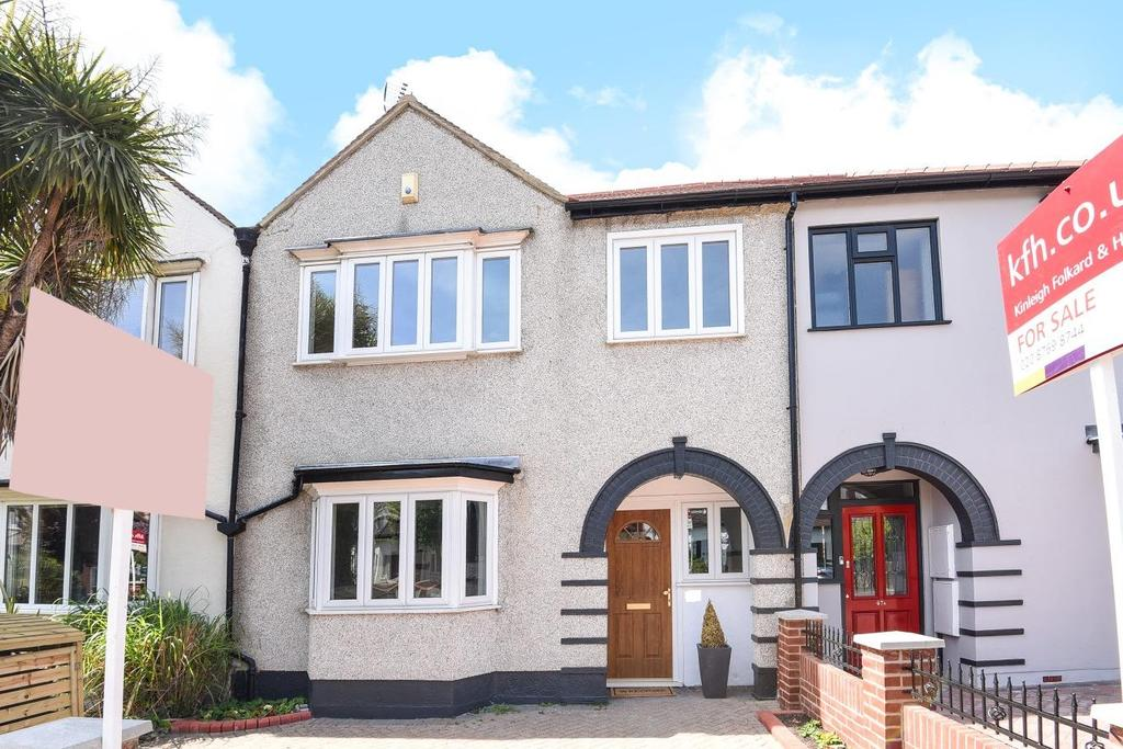 4 Bedrooms Semi Detached House for sale in Strathbrook Road, Streatham, SW16