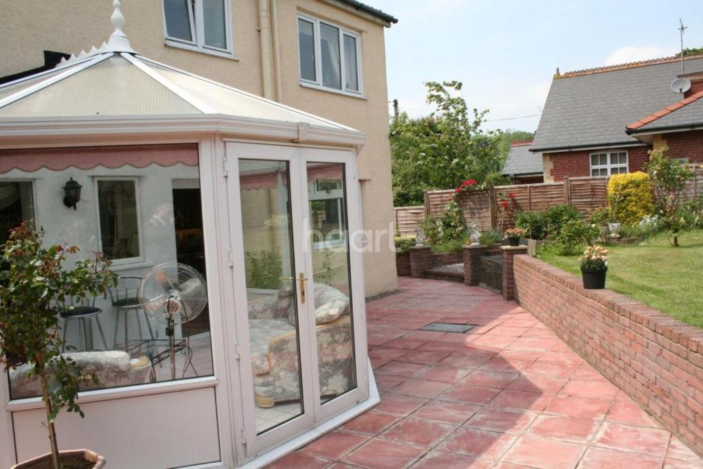 4 Bedrooms Detached House for sale in Way Cottage, Church Lane, Coedkernew