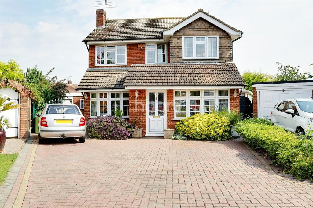 4 Bedrooms Detached House for sale in The Elkins
