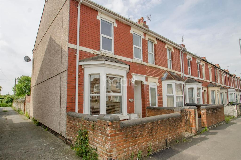 2 Bedrooms End Of Terrace House for sale in Ferndale Road, Swindon, Wiltshire
