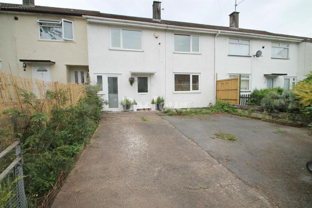 3 Bedrooms Terraced House for sale in Dryden Close, Llanrumney, Cardiff