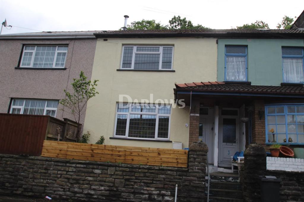 2 Bedrooms Terraced House for sale in Oaklands, Merthyr Vale