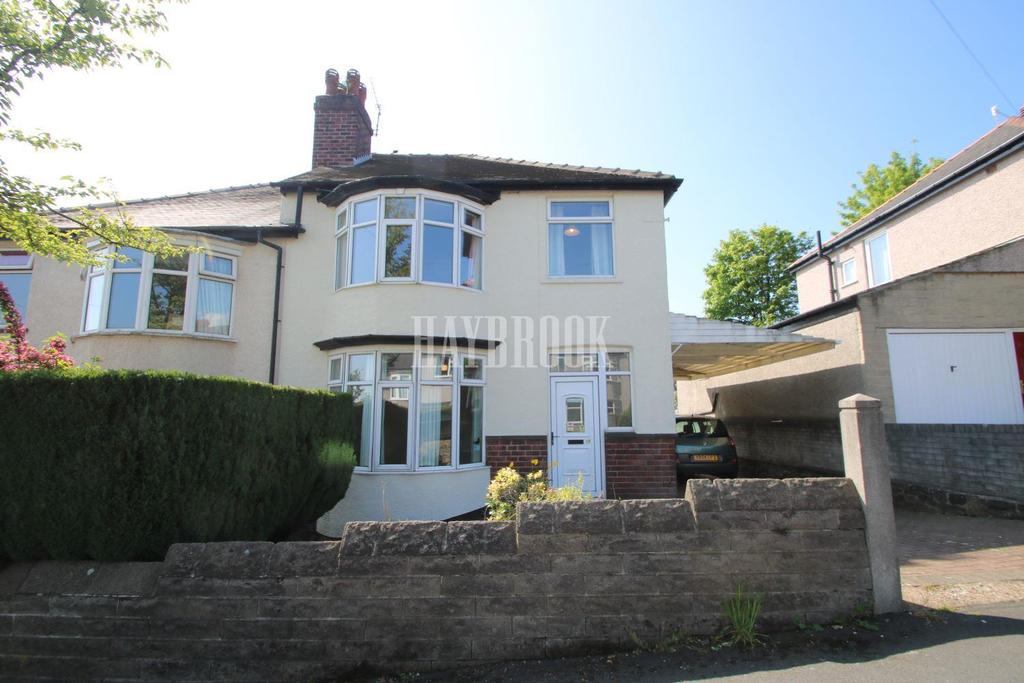 3 Bedrooms Semi Detached House for sale in Arran Road, Crookes, S10