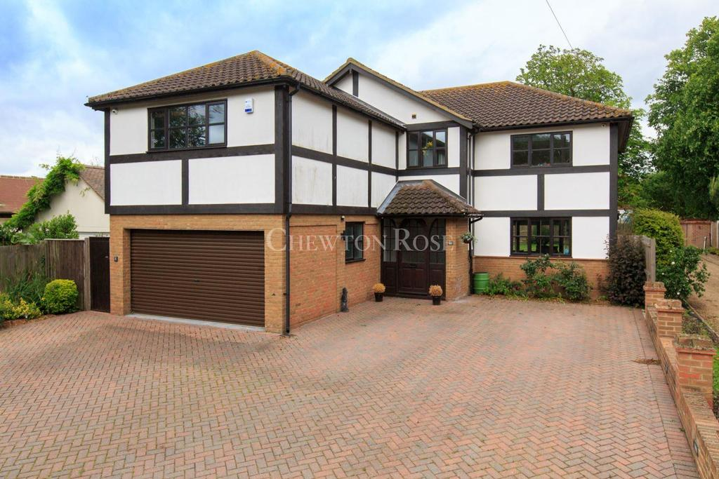 4 Bedrooms Detached House for sale in Tollesbury