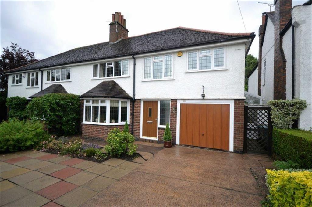 4 Bedrooms Semi Detached House for sale in Lutterworth Road, Attleborough, Nuneaton