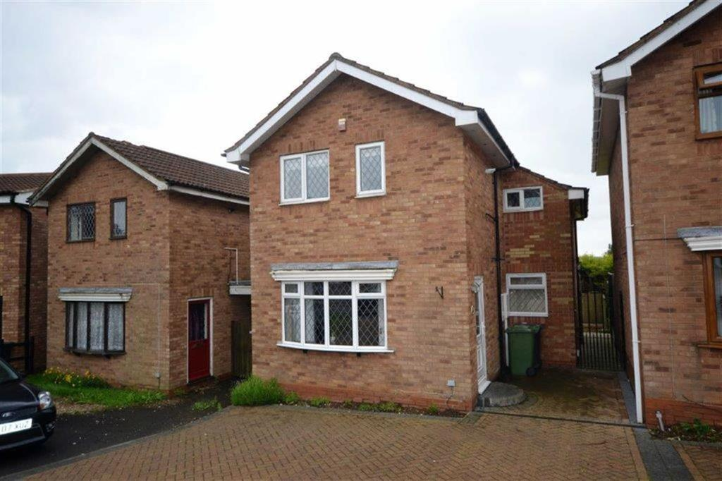3 Bedrooms Detached House for sale in Chesterton Drive, Galley Common, Nuneaton
