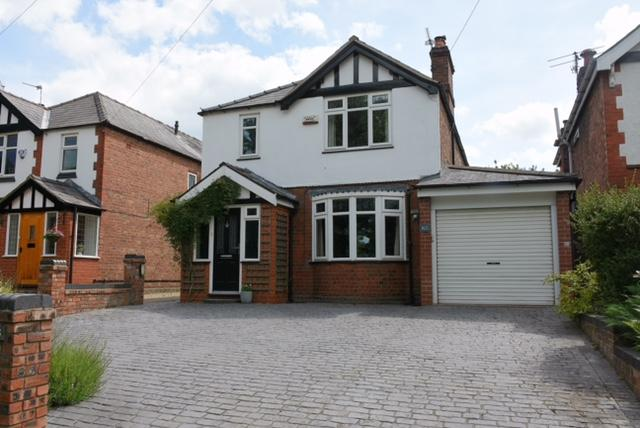 4 Bedrooms Detached House for sale in Beach Road, Hartford