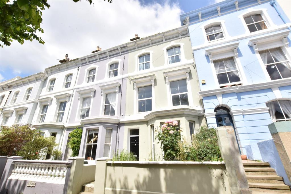 5 Bedrooms Terraced House for sale in Quarry Terrace, Quarry Road, Hastings
