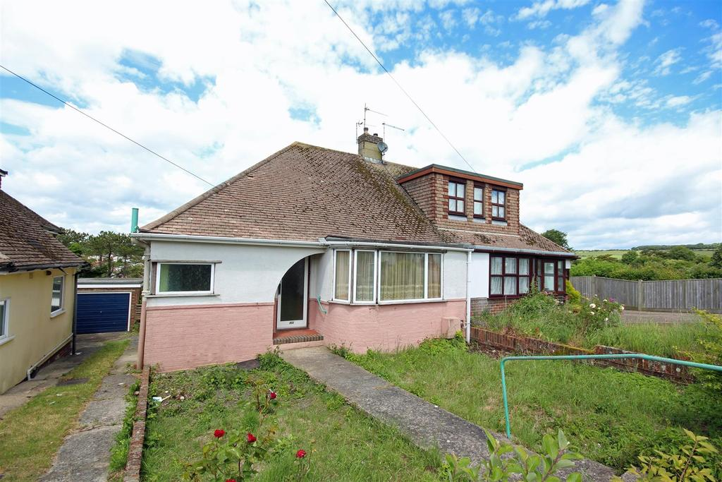 2 Bedrooms Semi Detached Bungalow for sale in Ladies Mile Road, Patcham, Brighton