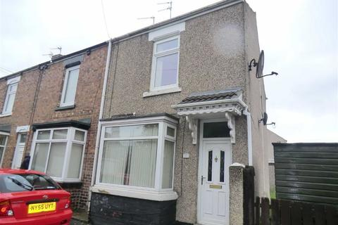 3 bedroom end of terrace house for sale - 11, Church Road, Ferryhill