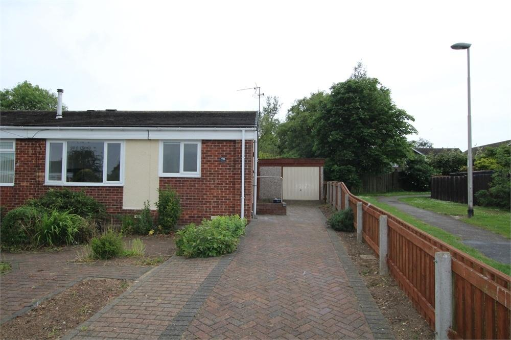 1 Bedroom Semi Detached Bungalow for sale in Inmans Road, Hedon, East Riding of Yorkshire