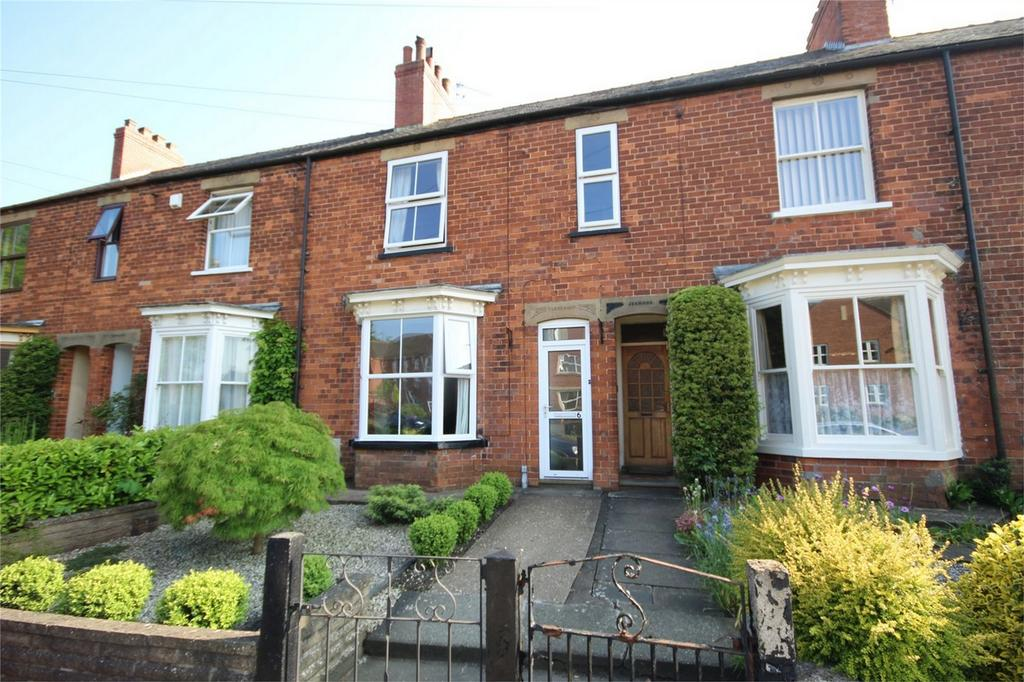 4 Bedrooms Terraced House for sale in Beverley Road, Market Weighton