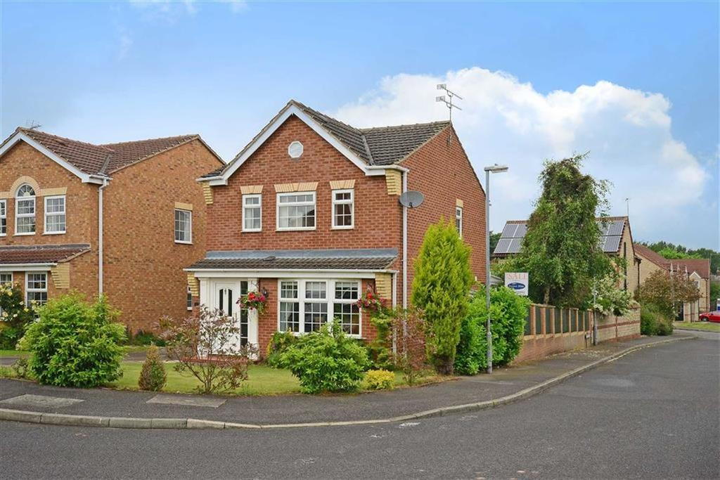 2 Bedrooms Detached House for sale in 2, West Croft Court, Inkersall, Chesterfield, Derbyshire, S43