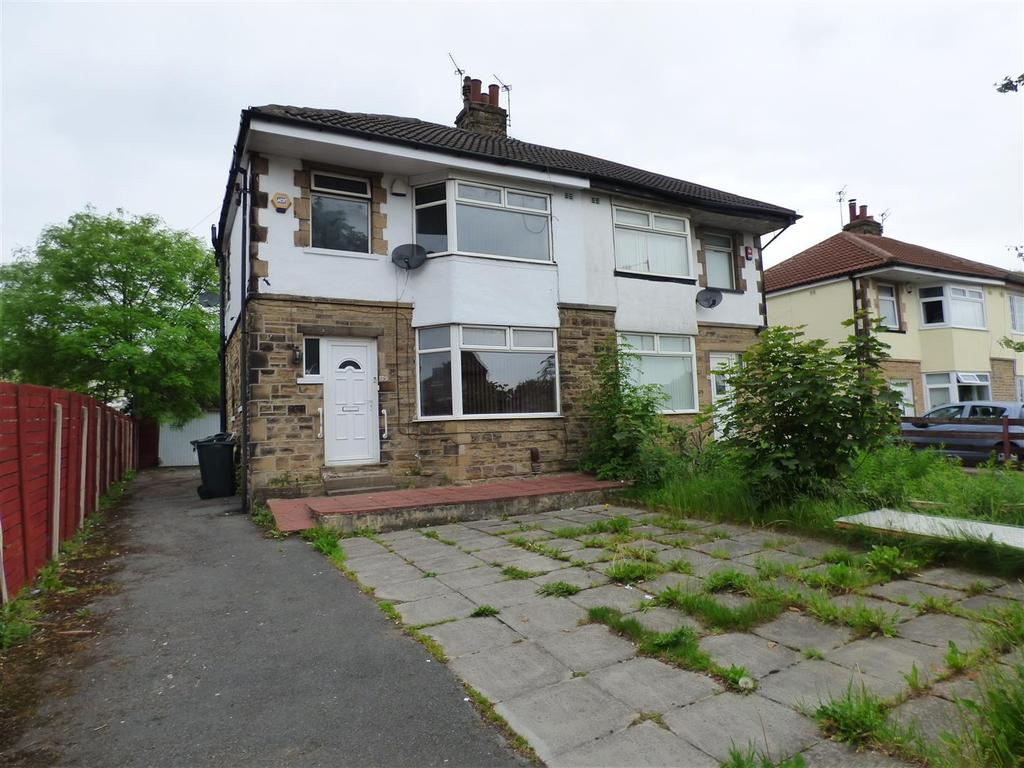 3 Bedrooms Semi Detached House for sale in Harrogate Road, Bradford