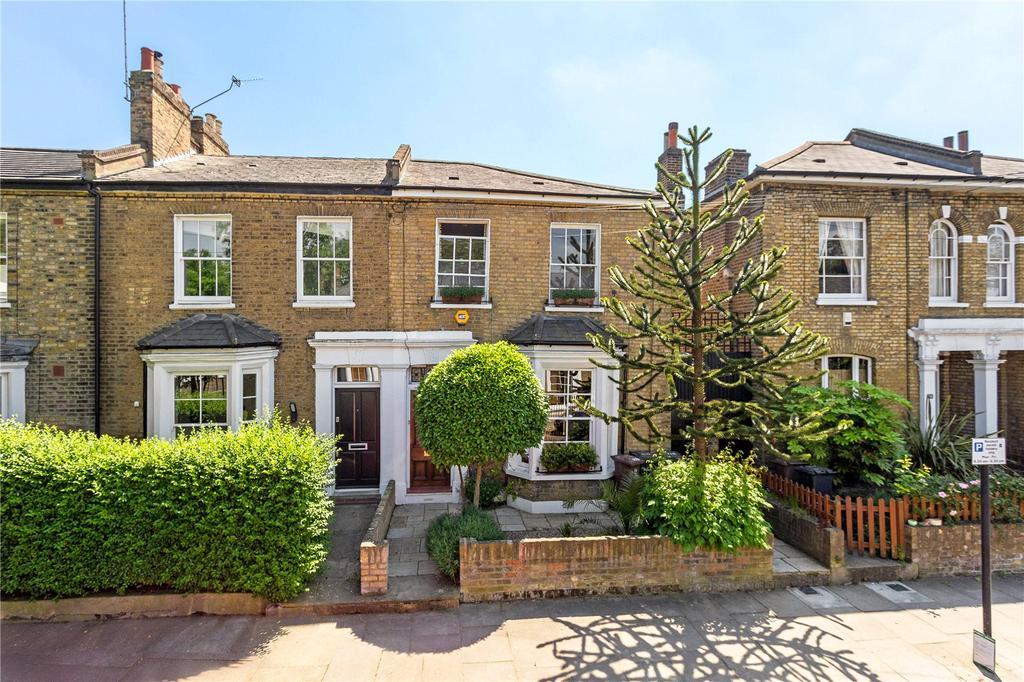3 Bedrooms End Of Terrace House for sale in Mapledene Road, London Fields, London, E8