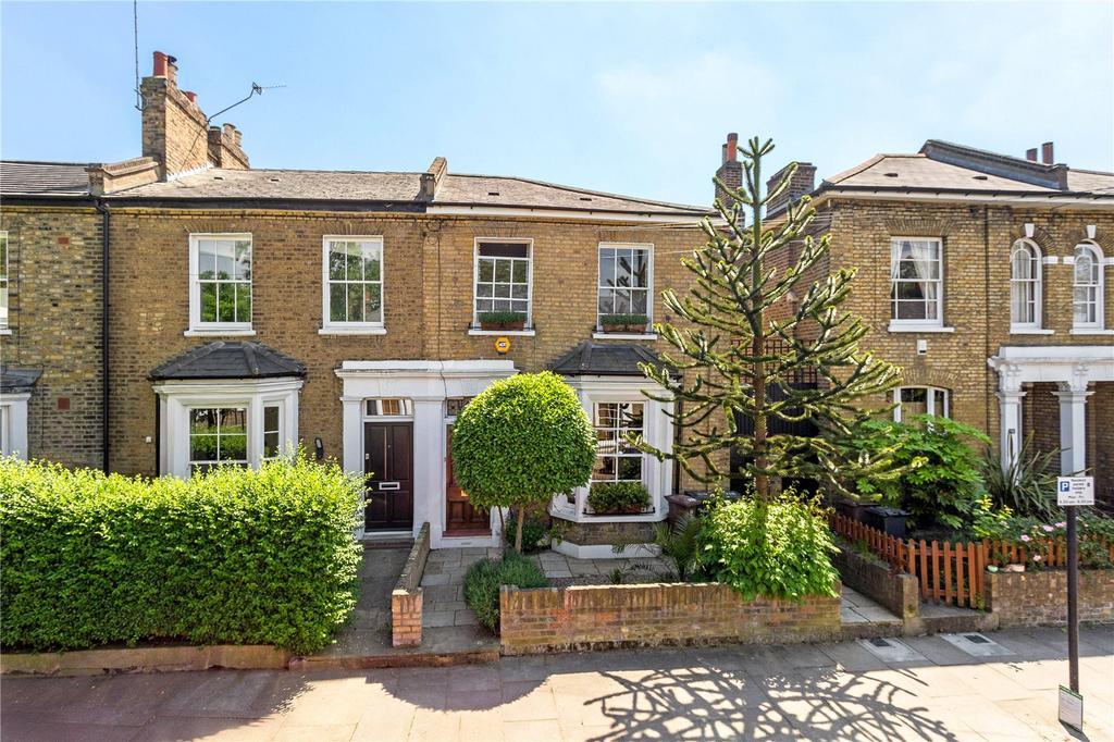 3 Bedrooms End Of Terrace House for sale in Mapledene Road, London Fields, London, E8