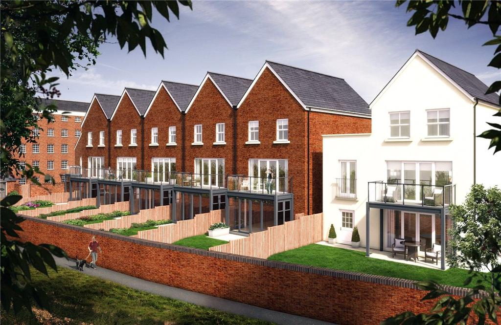 4 Bedrooms Residential Development Commercial for sale in Otters Holt, Mill Street, Ottery St. Mary, Devon, EX11