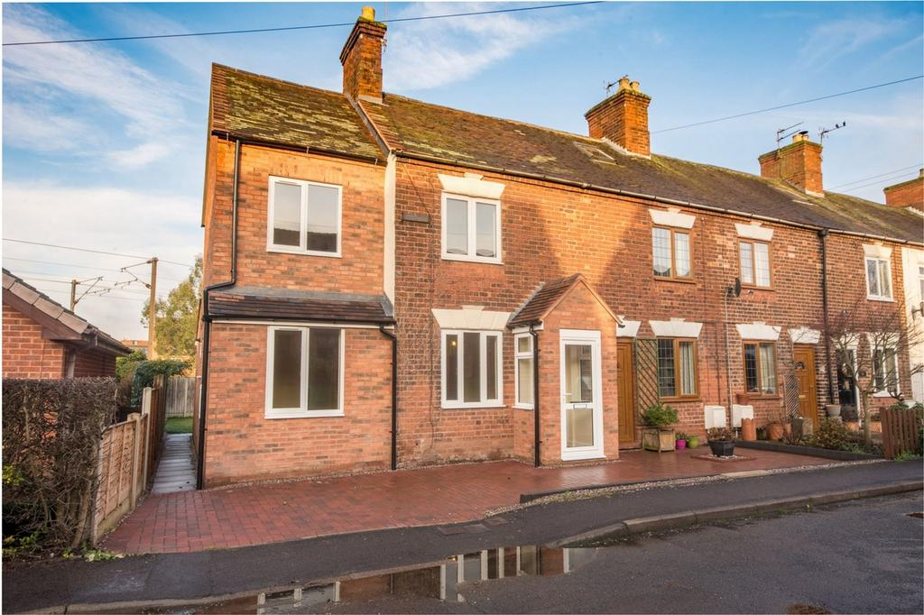 4 Bedrooms End Of Terrace House for sale in Burton Old Road East, Lichfield, Staffordshire