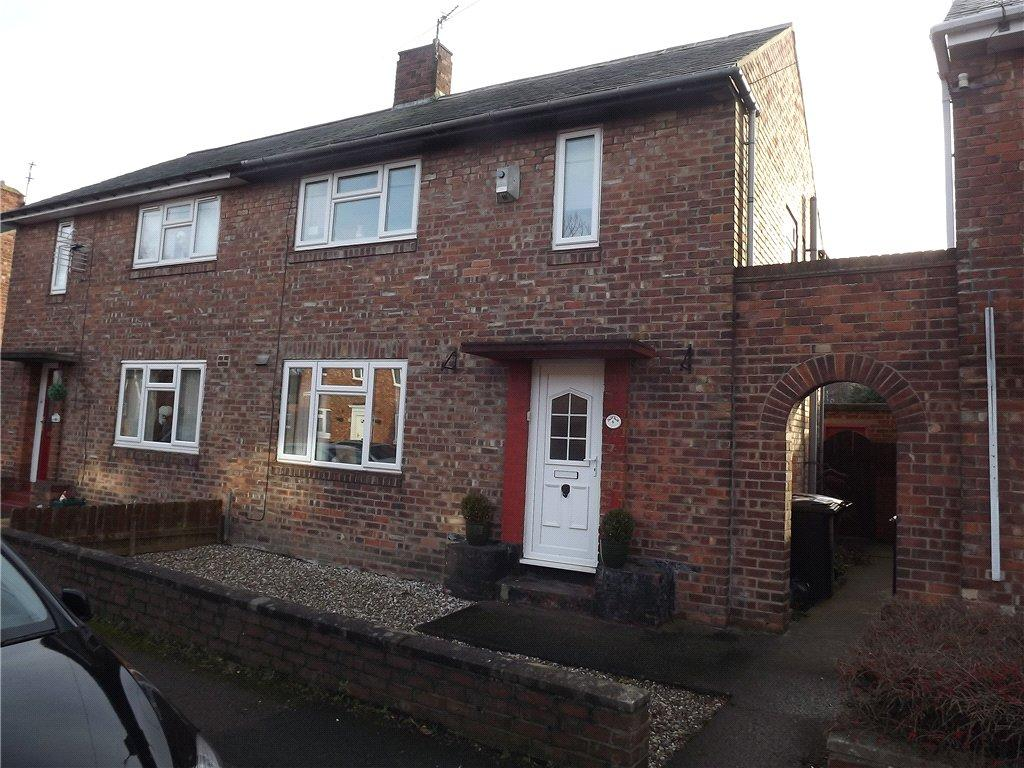 2 Bedrooms End Of Terrace House for sale in Wakenshaw Road, Gilesgate, Co Durham, DH1