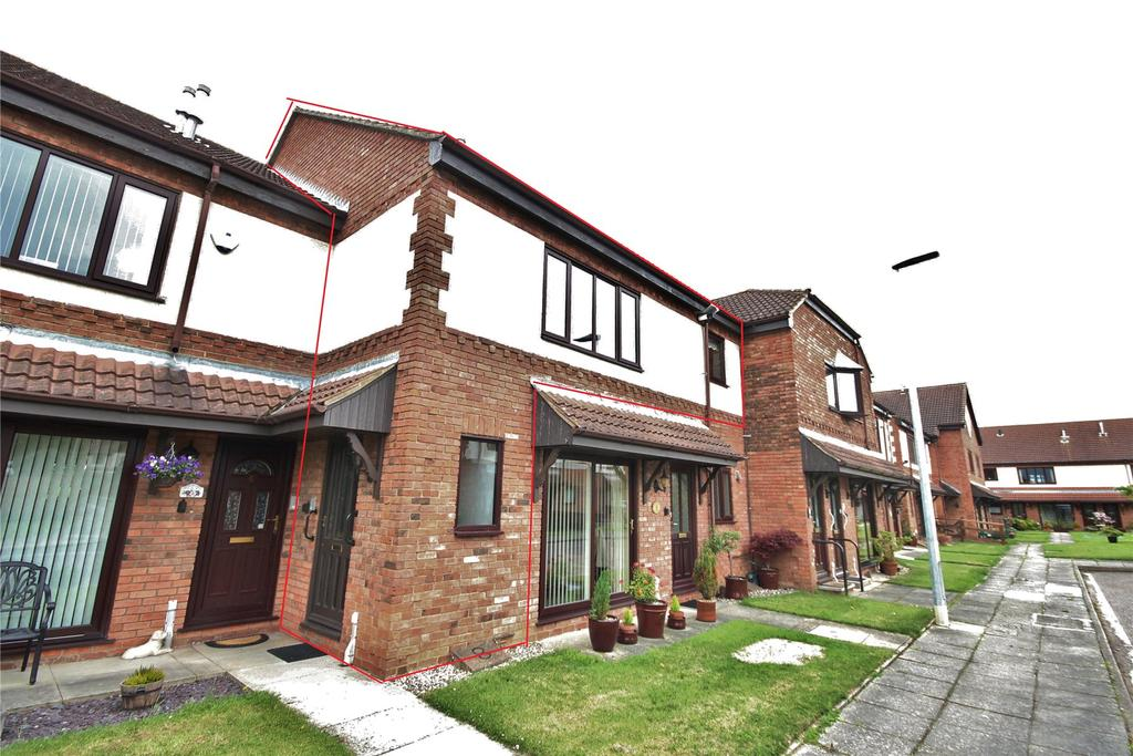 2 Bedrooms Flat for sale in Briar Lane, Scartho, DN33