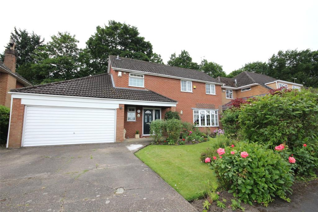 4 Bedrooms Detached House for sale in The Paddock, Sudbrooke, LN2