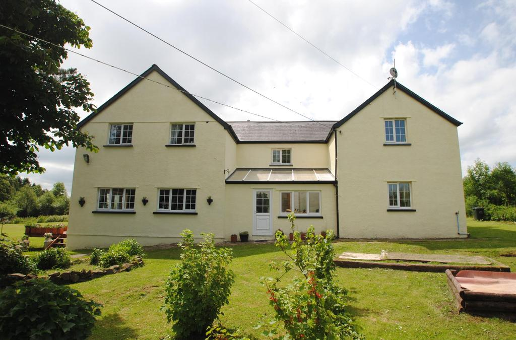 5 Bedrooms Detached House for sale in Shebbear, Beaworthy