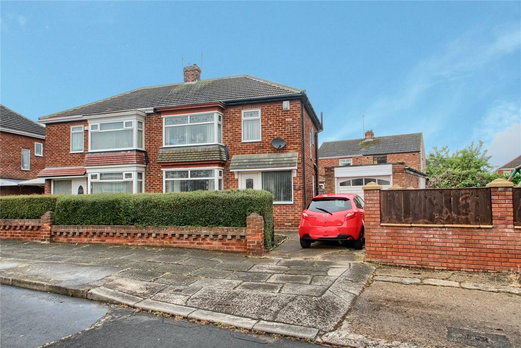 3 Bedrooms Semi Detached House for sale in Trent Avenue, Thornaby