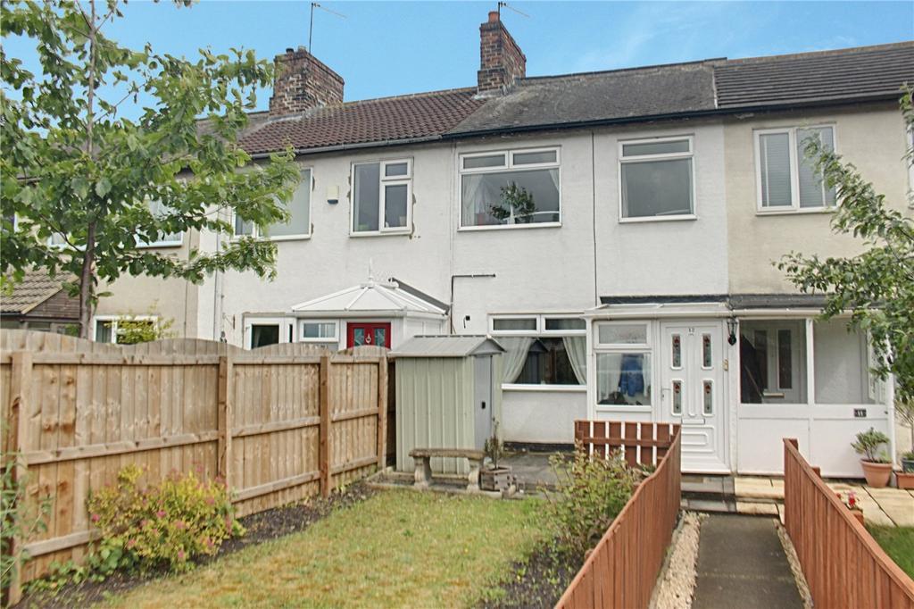 3 Bedrooms Terraced House for sale in Railway Terrace, Eaglescliffe