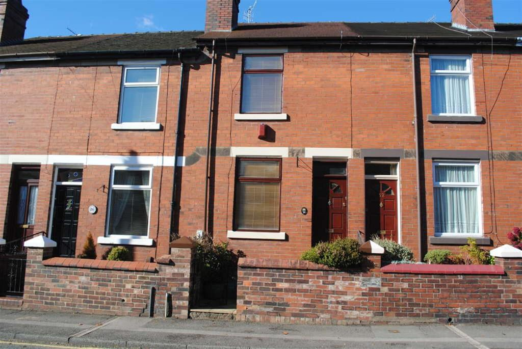 2 Bedrooms Terraced House for sale in Watlands View, Porthill, Newcastle, Staffs