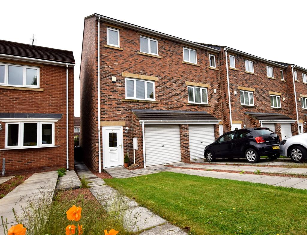 3 Bedrooms End Of Terrace House for sale in Windy Nook