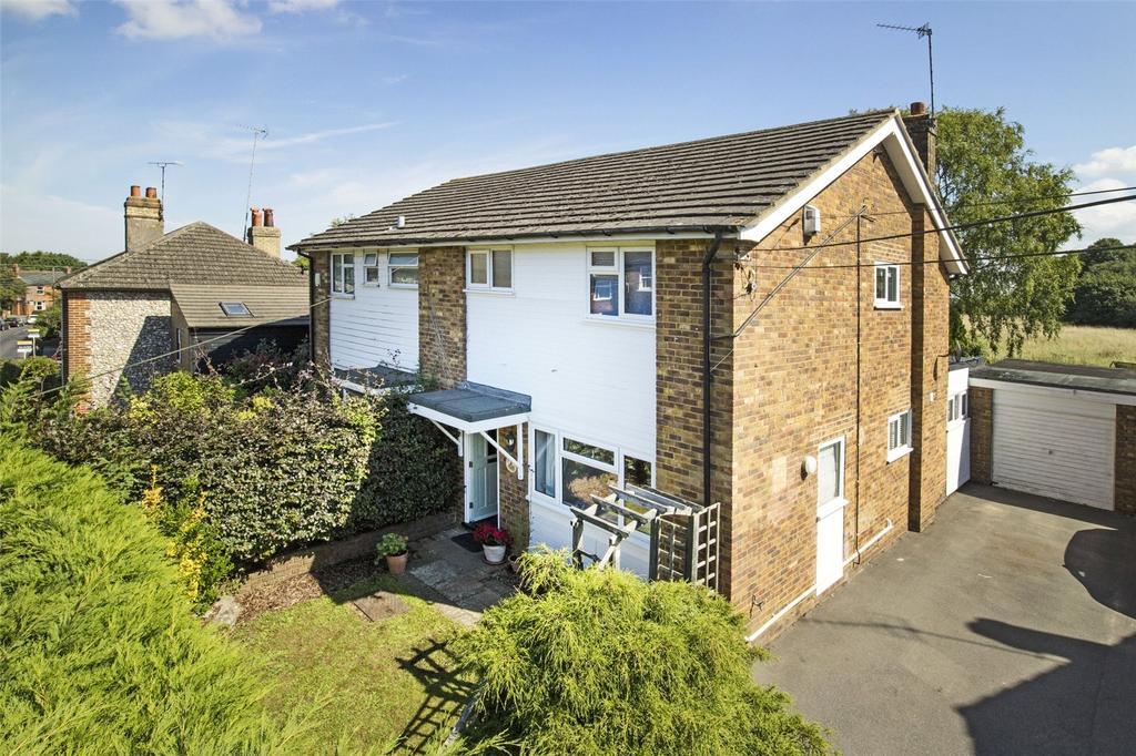 3 Bedrooms Semi Detached House for sale in Old London Road, Knockholt, Sevenoaks, Kent