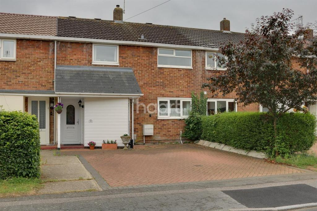 3 Bedrooms Terraced House for sale in The Willows, Stevenage