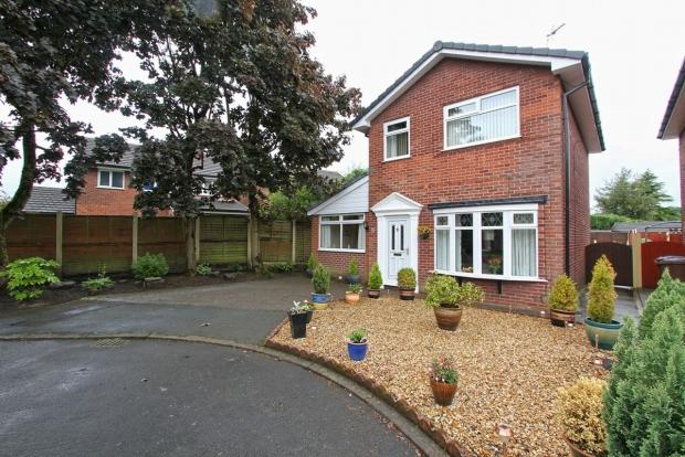 3 Bedrooms Detached House for sale in Renwick Square Ashton In Makerfield Wigan