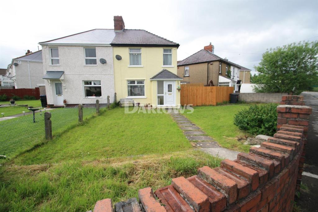3 Bedrooms Semi Detached House for sale in Pen-y-Dre, Glyncoed, Ebbw vale, Blaenau Gwent