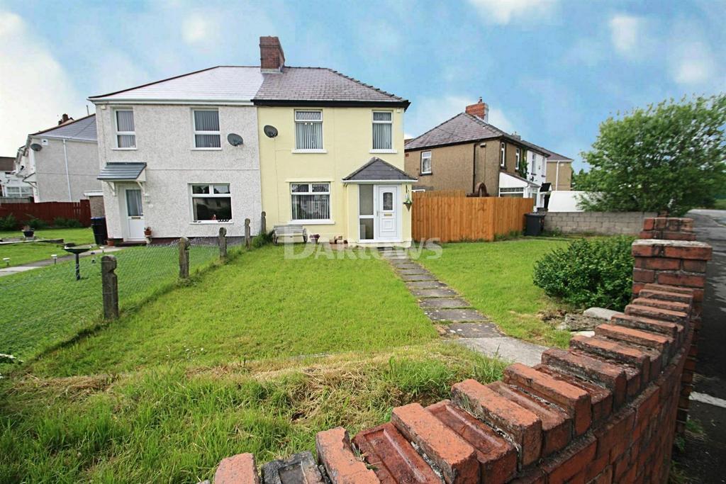 3 Bedrooms Semi Detached House for sale in Pen-y-Dre, Glyncoed, Ebbw vale, Blaenau Gwent