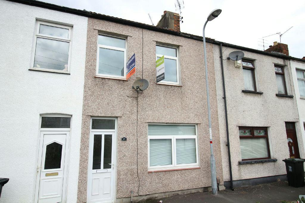2 Bedrooms Terraced House for sale in Lloyd Street, Newport