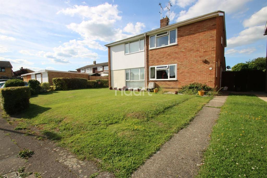 3 Bedrooms Semi Detached House for sale in Globe Walk, Tiptree, CO5
