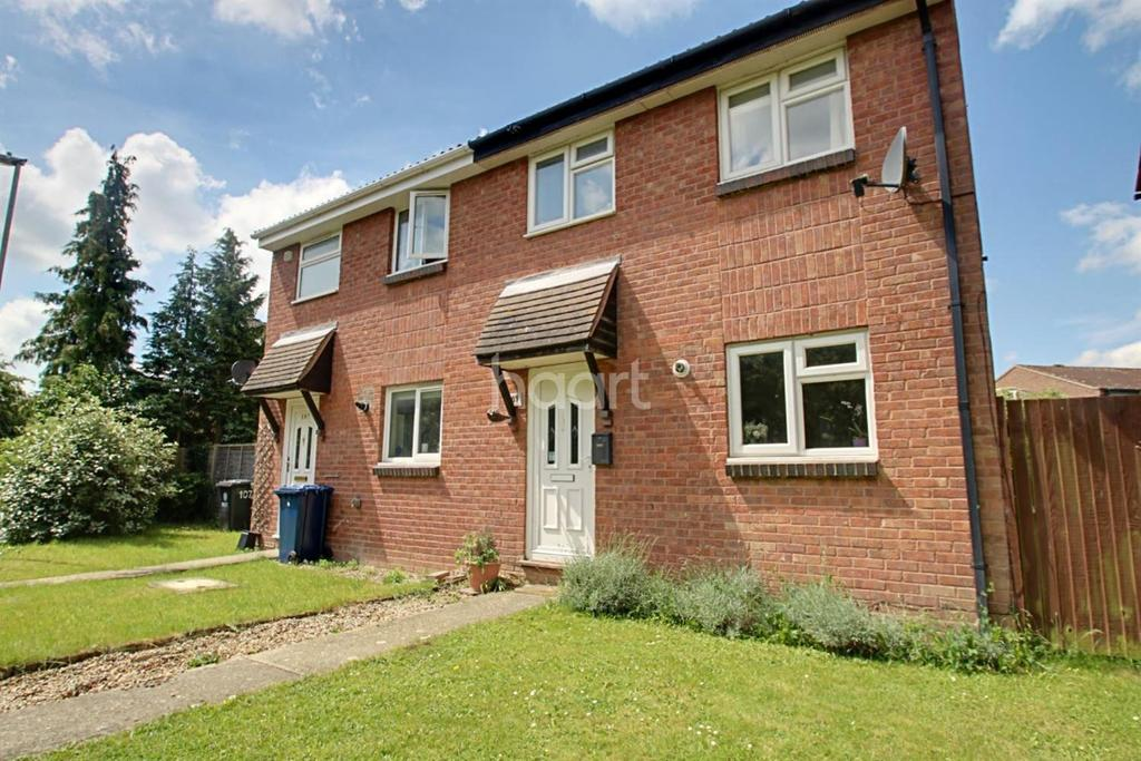3 Bedrooms Semi Detached House for sale in Limes Road, Hardwick