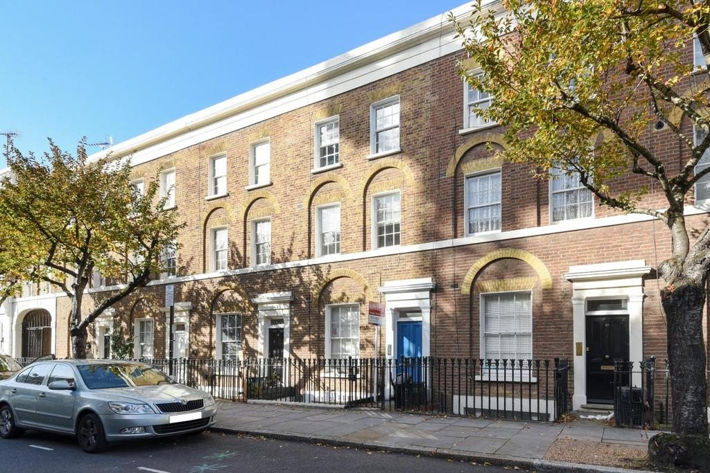 2 Bedrooms Maisonette Flat for sale in Balfe Street, Islington