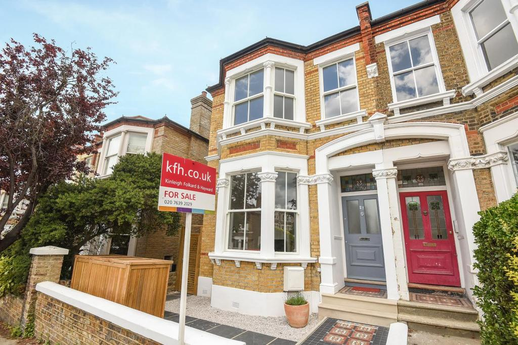 3 Bedrooms Semi Detached House for sale in Drakefell Road, New Cross, SE14