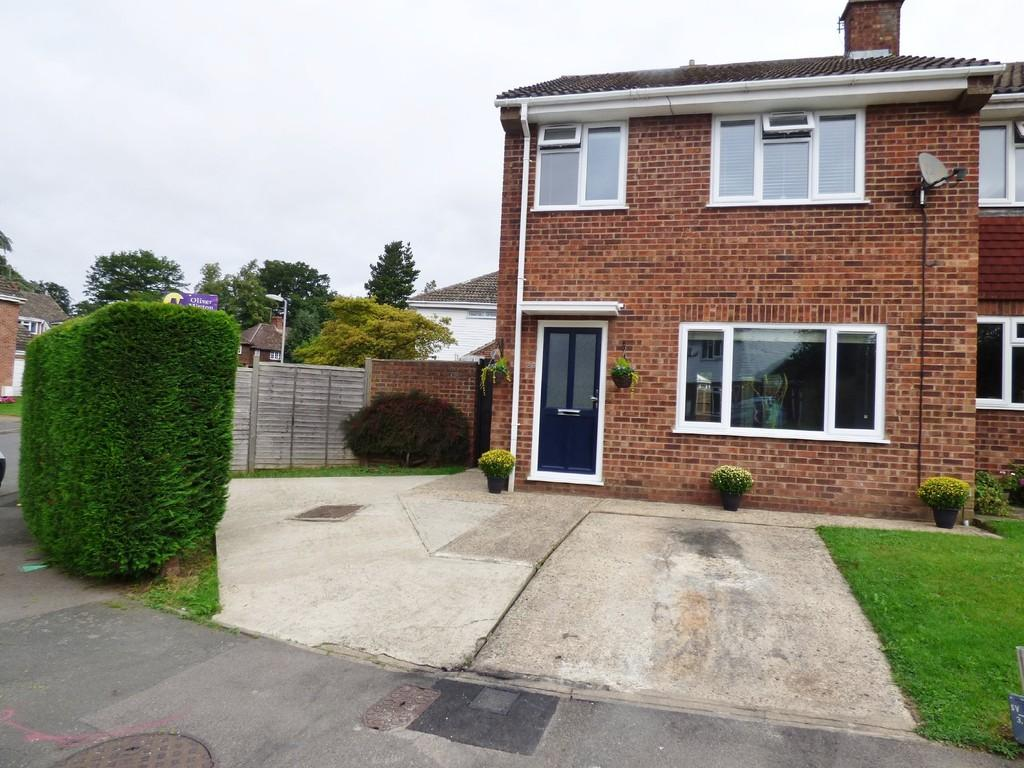 3 Bedrooms End Of Terrace House for sale in Bentfield Gardens, Stansted