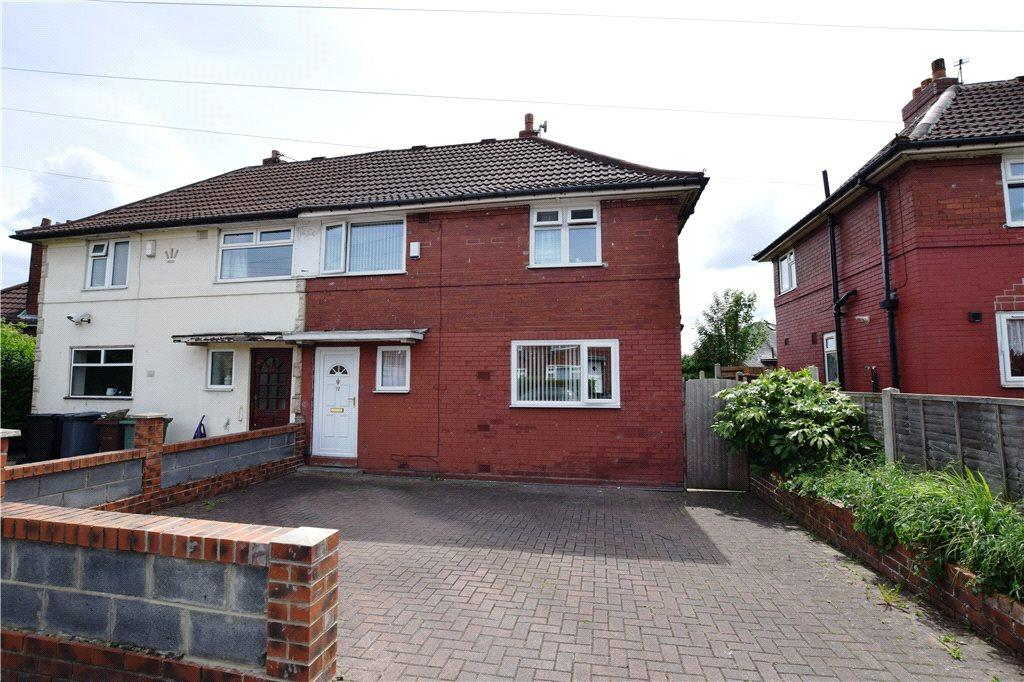 3 Bedrooms Semi Detached House for sale in Lea Farm Row, Leeds, West Yorkshire