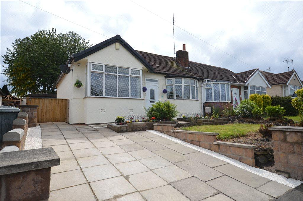 2 Bedrooms Semi Detached Bungalow for sale in Southleigh Road, Leeds, West Yorkshire