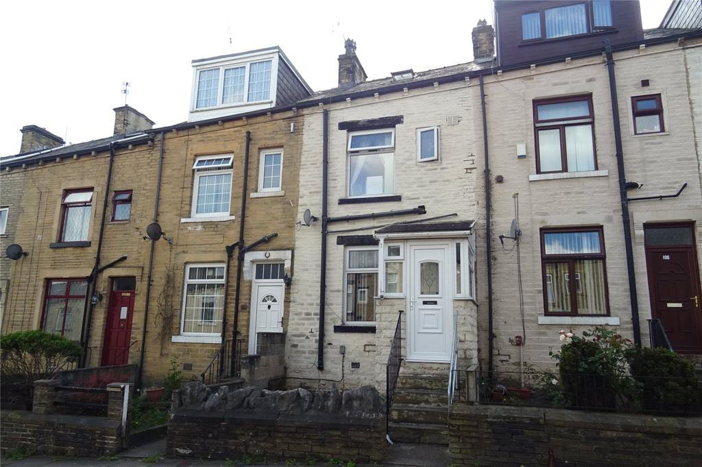 3 Bedrooms Terraced House for sale in Harlow Road, Bradford, West Yorkshire, BD7