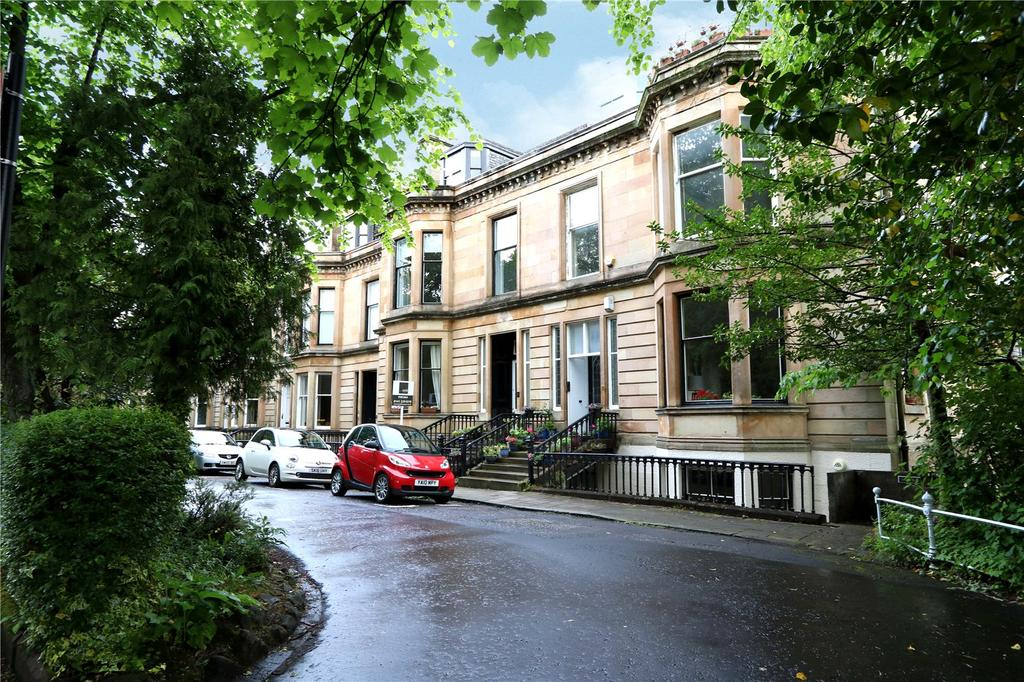 2 Bedrooms Apartment Flat for sale in 2/1, Rosslyn Terrace, Dowanhill, Glasgow