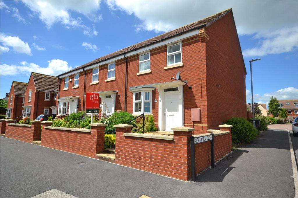 3 Bedrooms House for sale in Kicks Farm Close, Westonzoyland, Bridgwater, Somerset, TA7