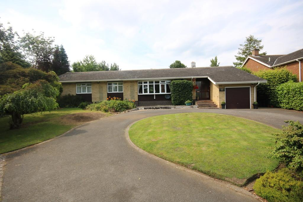 3 Bedrooms Detached Bungalow for sale in Cedarwood House, Burton Lazars