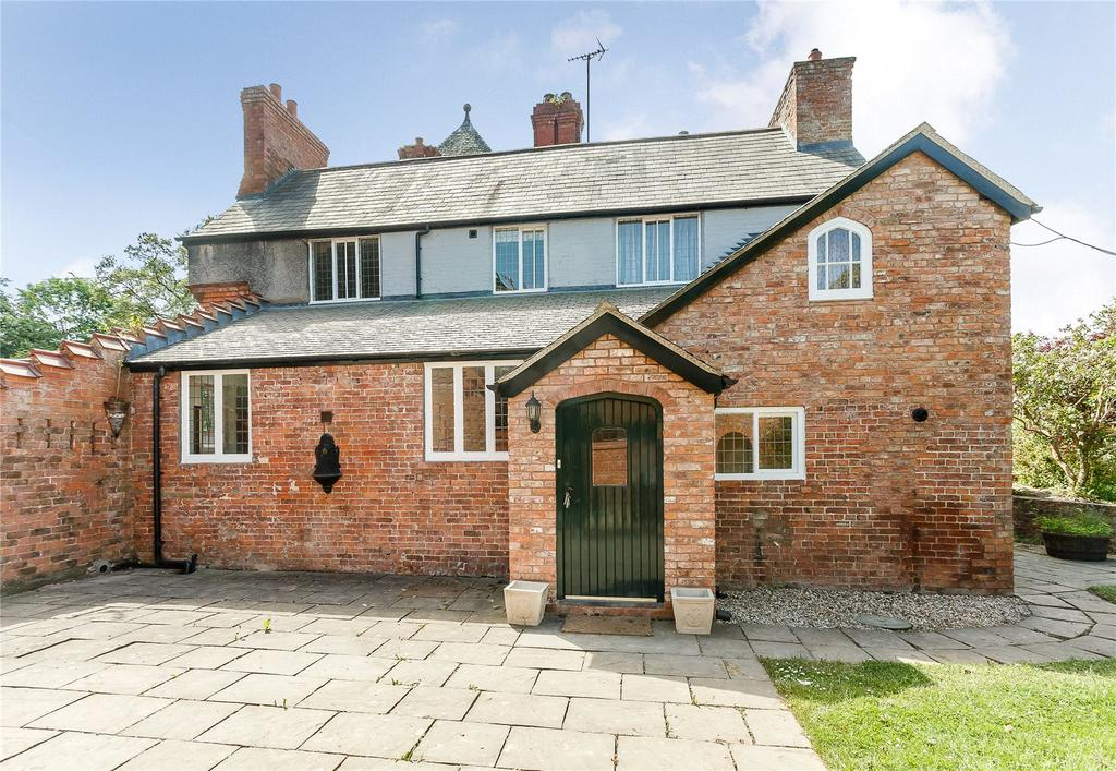 4 Bedrooms Semi Detached House for sale in Upper Denbigh Road, St. Asaph, Clwyd